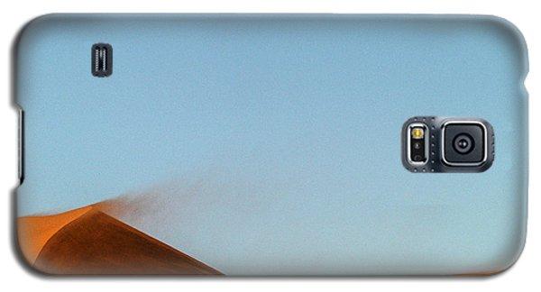 Amber Dust Galaxy S5 Case