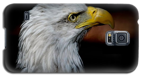 American Bald Eagle Galaxy S5 Case by Steve McKinzie