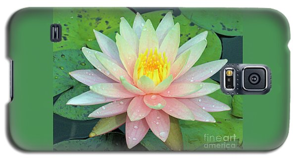 American Water Lilies Nine Galaxy S5 Case
