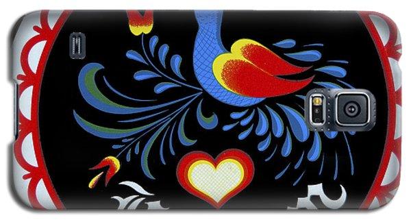 Amish Hex Design Galaxy S5 Case
