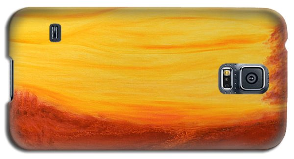 Amoreena's Tree Galaxy S5 Case by Mark Minier