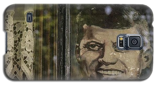 Political Galaxy S5 Case - #amsterdam #keizersgracht #nl #window by Andy Kleinmoedig