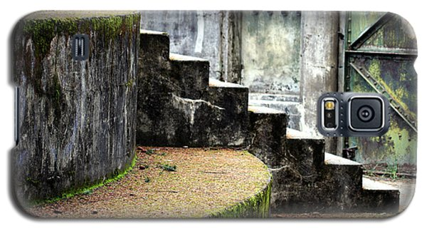 An Abandoned Fortress Galaxy S5 Case