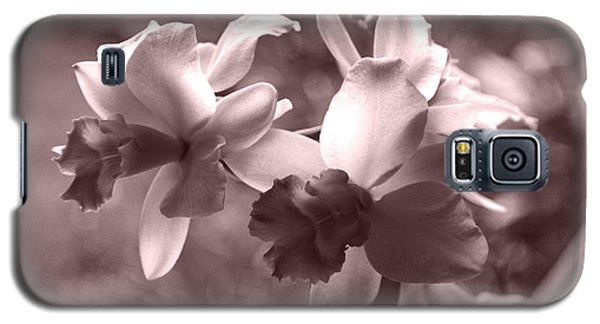 Galaxy S5 Case featuring the photograph An Orchid Dream by Kerri Ligatich