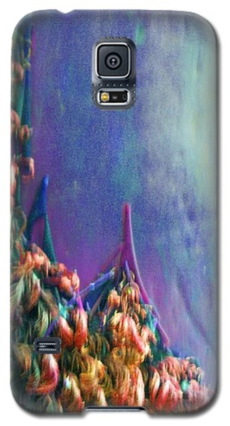 Galaxy S5 Case featuring the digital art Ancesters by Richard Laeton
