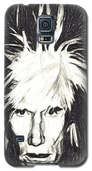 Andy Warhol Galaxy S5 Case