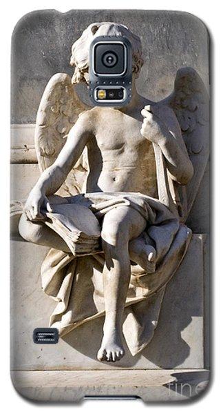 Angel Of Baroque Galaxy S5 Case