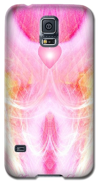 Angel Of Divine Love Galaxy S5 Case