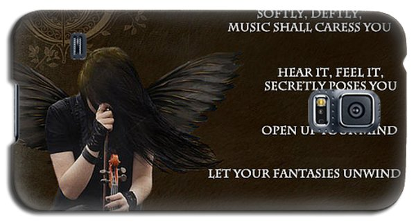 Angel Of Music Galaxy S5 Case