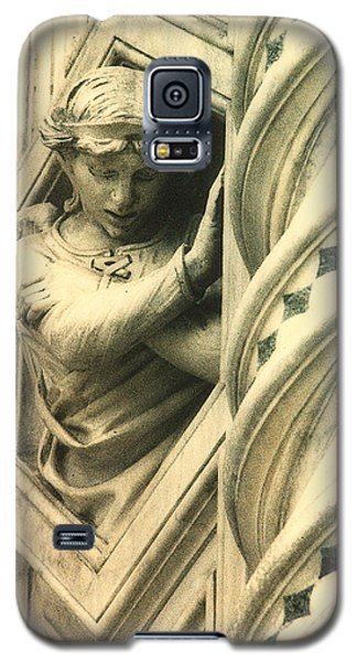 Angel Of The Basilica Galaxy S5 Case