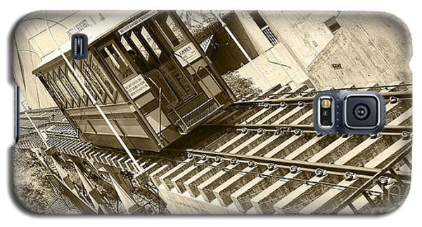 Angels Flight Galaxy S5 Case