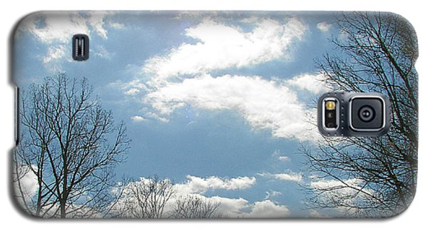 Galaxy S5 Case featuring the photograph Angels On High by Pamela Hyde Wilson
