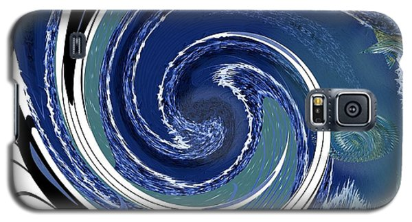 Angry Ocean Galaxy S5 Case