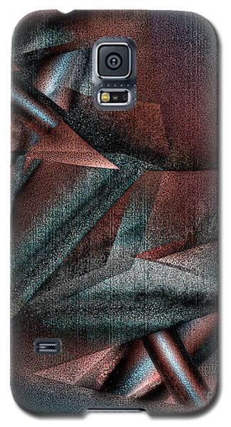 Angst II Galaxy S5 Case by Richard Ortolano