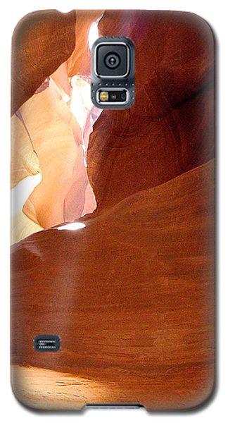Antelope Canyon Sunbeam Galaxy S5 Case