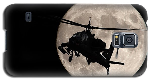 Apache In The Moonlight Galaxy S5 Case