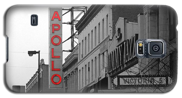 Apollo Theater In Harlem New York No.1 Galaxy S5 Case
