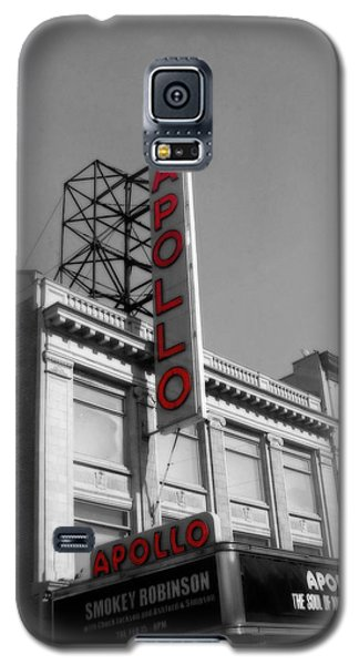Apollo Theater In Harlem New York No.2 Galaxy S5 Case
