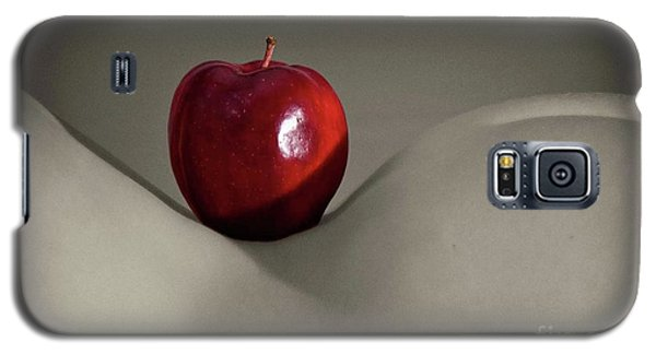 Apple Bottom Galaxy S5 Case by Angelique Olin