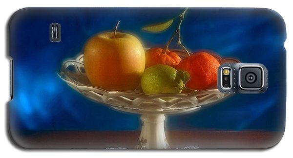Apple Lemon And Mandarins. Valencia. Spain Galaxy S5 Case