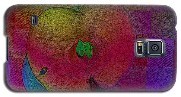 Galaxy S5 Case featuring the photograph Apple Of My Eye by David Pantuso