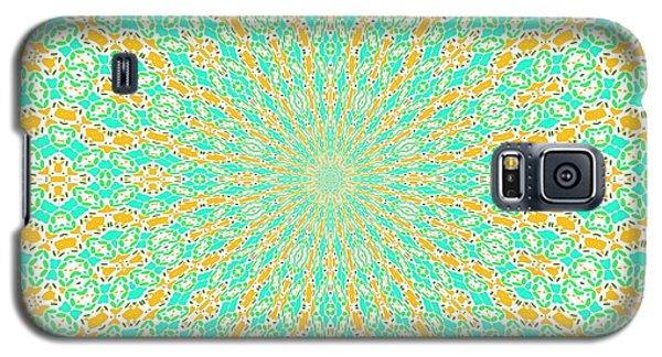 Aqua Soleil Galaxy S5 Case