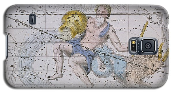 Aquarius And Capricorn Galaxy S5 Case by A Jamieson