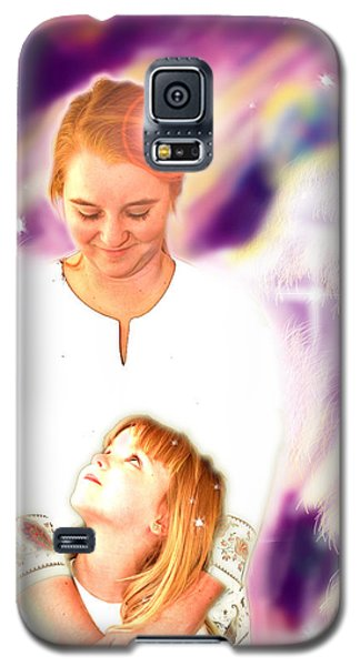 Archer. Angelic 4 Galaxy S5 Case