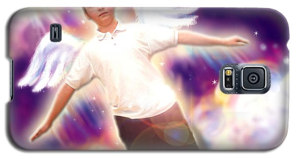 Archer. Angelic 5 Galaxy S5 Case by Nada Meeks