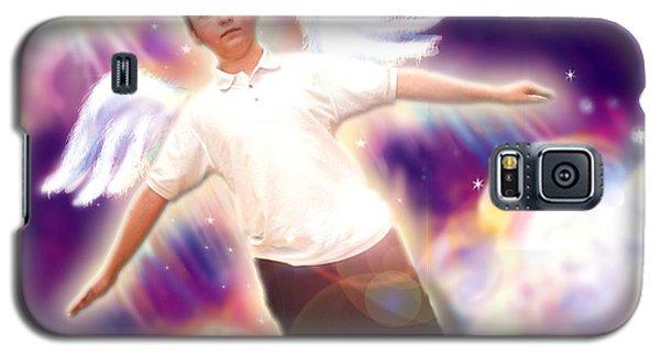 Archer. Angelic 5 Galaxy S5 Case