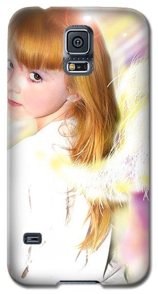 Archer.angelic 2 Galaxy S5 Case