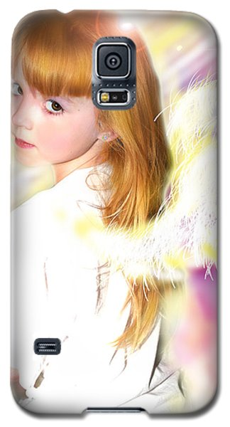 Archer.angelic 2 Galaxy S5 Case by Nada Meeks