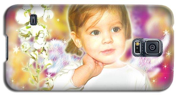 Archer.angelic 3 Galaxy S5 Case