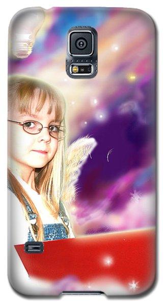 Archer.angelic Galaxy S5 Case