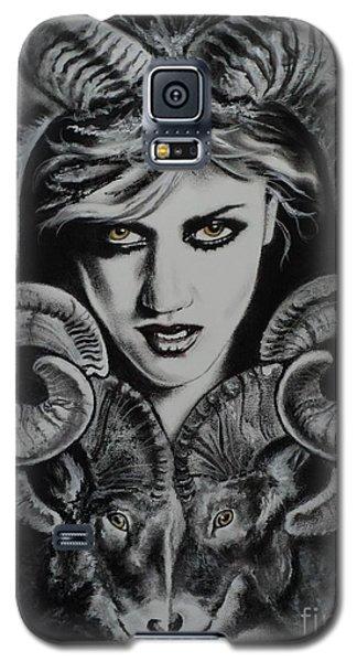 Aries The Ram Galaxy S5 Case