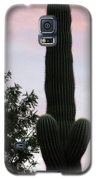 Arizona Cactus Erectus Galaxy S5 Case