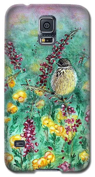Arizona Cactus Wren Galaxy S5 Case by Judy Filarecki