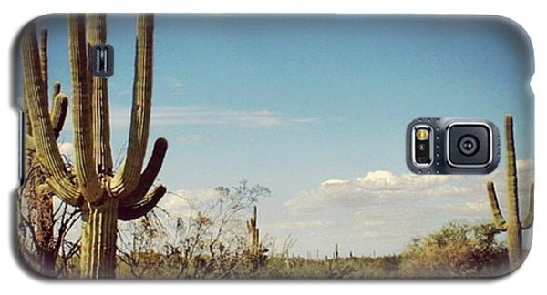 Arizona Galaxy S5 Case by Luisa Azzolini
