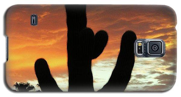 Arizona Sunrise 01 Galaxy S5 Case
