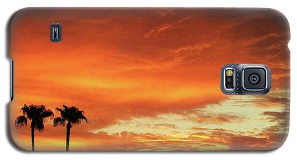 Arizona Sunrise 02 Galaxy S5 Case