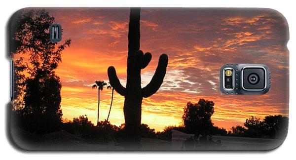Arizona Sunrise 03 Galaxy S5 Case