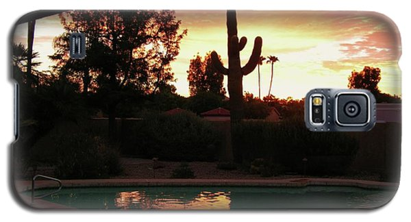 Arizona Sunrise 04 Galaxy S5 Case
