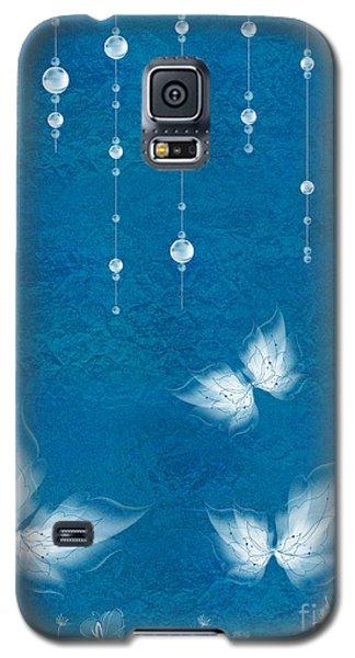 Art En Blanc - S11dt01 Galaxy S5 Case