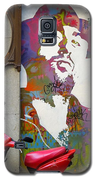 Artistic Words Galaxy S5 Case