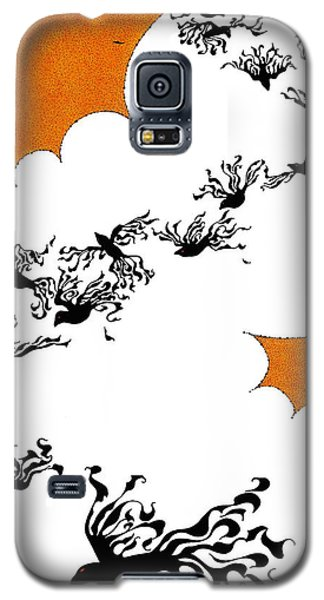 As The Crows Fly Galaxy S5 Case