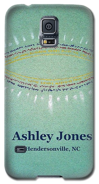 Ashley Jones Galaxy S5 Case