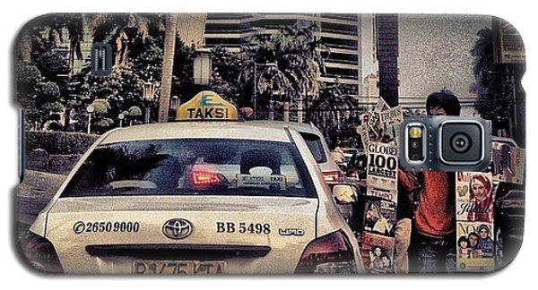 Cause Galaxy S5 Case - Asongan #social #traffic #jakarta by Venda Aryadi