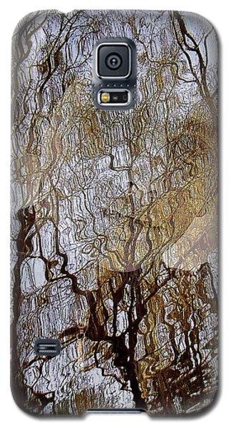 Asphalt - Portrait Of A Boy Galaxy S5 Case