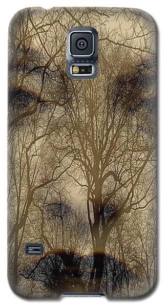 Asphalt - Portrait Of A Lady 2 Galaxy S5 Case