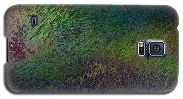 Galaxy S5 Case featuring the digital art Assiduato by Jeff Iverson